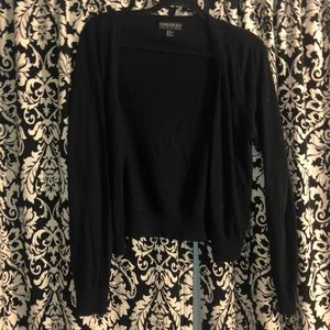 Cropped Forever 21 Cardigan